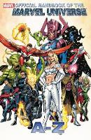 Official Handbook Of The Marvel Universe A To Z Vol. 4 (Paperback)
