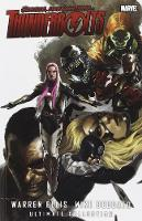 Thunderbolts By Warren Ellis & Mike Deodato Ultimate Collection (Paperback)