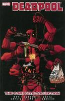 Deadpool By Daniel Way: The Complete Collection Volume 4 (Paperback)
