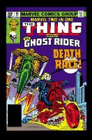 Essential Marvel Two-in-one Vol. 4 (Paperback)
