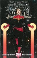 Captain Marvel - Volume 2: Down (marvel Now) (Paperback)