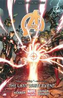 Avengers Volume 2: The Last White Event (Paperback)