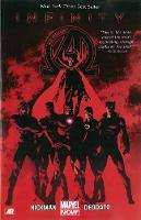 New Avengers Volume 2: Infinity (marvel Now) (Paperback)