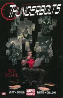 Thunderbolts Volume 2: Red Scare (marvel Now) (Paperback)