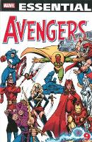 Essential Avengers Volume 9 (Paperback)