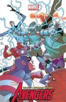Marvel Universe Avengers Earth's Mightiest Heroes Volume 4 (Paperback)
