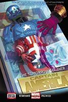 Captain America Volume 5: The Tomorrow Soldier (marvel Now) (Hardback)