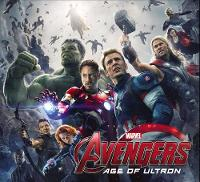 Marvel's Avengers: Age Of Ultron: The Art Of The Movie Slipcase (Hardback)
