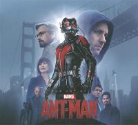 Marvel's Ant-man: The Art Of The Movie Slipcase (Hardback)