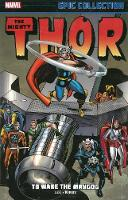 Thor Epic Collection: To Wake The Mangog (Paperback)