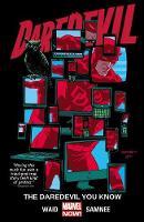 Daredevil Volume 3: The Daredevil You Know (Paperback)