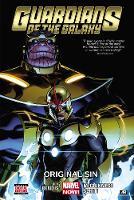 Guardians Of The Galaxy Volume 4: Original Sin (Paperback)