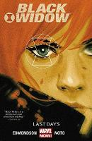 Black Widow Volume 3: Last Days (Paperback)