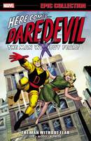 Daredevil Epic Collection: The Man Without Fear (Paperback)