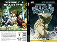 Star Wars Legends Epic Collection: The Clone Wars Vol. 1 (Paperback)