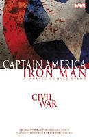 Civil War: Captain America/iron Man (Paperback)