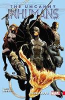 Uncanny Inhumans Vol. 1: Time Crush (Paperback)