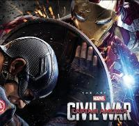 Marvel's Captain America: Civil War: The Art Of The Movie (Hardback)