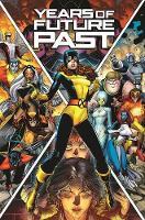 X-men: Years Of Future Past (Paperback)