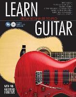 Learn Guitar: From Beginner to Pro (Hardback)
