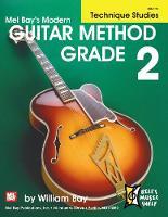 Modern Guitar Method Grade 2, Technique Studies