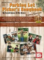 Parking Lot Picker's Songbook: Fiddle (Spiral bound)