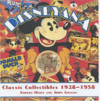 Disneyana: Classic Collectibles (Paperback)