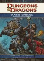 Player's Handbook - Dungeons & Dragons (Hardback)