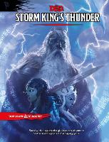 Storm King's Thunder (Hardback)