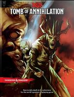 Tomb of Annihilation - Dungeons & Dragons (Hardback)