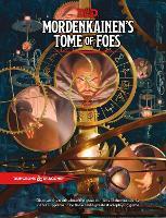 D&D Mordenkainen's Tome of Foes (Hardback)