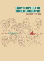 Encyclopedia of World Biography: 2002 Supplement Vol 22 (Hardback)