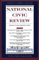 Social Capital and New Urbanist Design - J-B NCR Single Issue National Civic Review (Paperback)