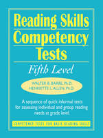 Reading Skills Competency Tests: Level 5 - J-B Ed: Ready-to-Use Activities (Paperback)
