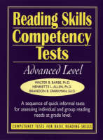 Reading Skills Competency Tests: Advanced Level - J-B Ed: Ready-to-Use Activities (Paperback)