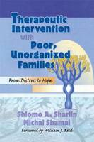 Therapeutic Intervention with Poor, Unorganized Families: From Distress to Hope (Paperback)
