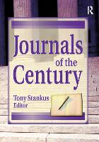 Journals of the Century (Hardback)