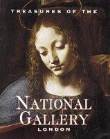 Treasures of the National Gallery, London - Tiny Folio (Hardback)