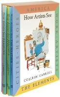 How Artists See Boxed Set: Collection 1: Feelings, Animals, People, Families, the Weather, Play