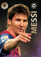 Messi - World Soccer Legends (Hardback)