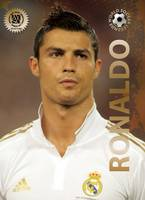 Ronaldo - World Soccer Legends (Hardback)