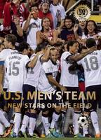 U.S. Men's Team: New Stars on the Field - World Soccer Legends (Hardback)