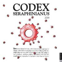 Codex Seraphinianus 2018 Wall Calendar
