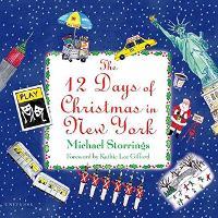 12 Days of Christmas in New York (Hardback)