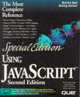 Using JavaScript: Special Edition - Special Edition Using