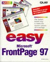 Easy FrontPage 97 (Paperback)