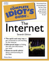 Complete Idiot's Guide to the Internet (Paperback)