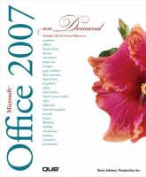 Microsoft Office 2007 On Demand (Paperback)