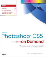 Adobe Photoshop CS5 on Demand (Paperback)