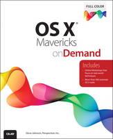 OS X Mavericks on Demand (Paperback)